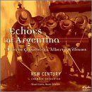 Williams / Ginastera: Echoes of Argentina by D'note Classics