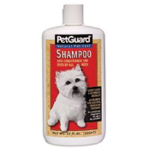 PetGuard Shampoo And Conditioner For Dogs — 12 fl oz, My Pet Supplies