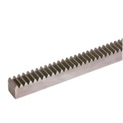 Gear Rack Made Of Stainless Steel Module 3 18 Metrical Pitch 10mm Tooth Width 30mm Height 30mm Length 1000mm Rack And Pinion Gears Amazon Com Industrial Scientific