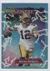Aaron Rodgers (Football Card) 2015 Topps Finest 1995 for sale  Delivered anywhere in Canada