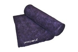 Microfiber Yoga Towel Color: Purple