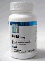 Douglas Laboratories DHEA 50 mg 100 Capsules