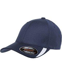 Navy Swoosh Flex Hat - 3