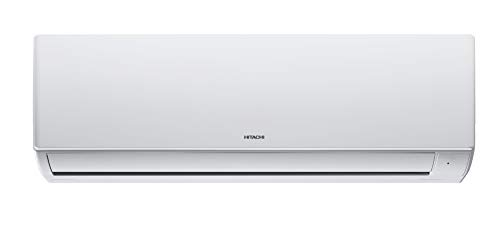 Hitachi 1.8 Ton 3 Star Inverter Split AC (Copper RMD322HCEA White) 2021 August Split AC with inverter compressor: Variable speed compressor which adjusts power depending on heat load. It is most energy efficient and has lowest-noise operation Capacity: 1.8 Ton. Suitable for large sized rooms (151 sq ft to 200 sq. ft) Energy Rating: 3 Star. ISEER Value: 3.8 (Please refer energy label on product page or contact brand for more details)