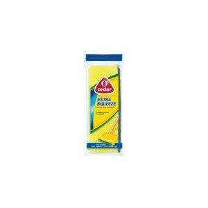 O Cedar Extra Squeeze Sponge Mop Rfl, Pack of 12 by O Cedar by O-Cedar