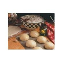 Pennant Pizza Crust Dough Ball, 24 Ounce - 18 per case. by Pennant Foods
