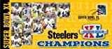 Pittsburgh Steelers Super Bowl XL Champions First Day Cover