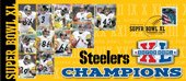 - Pittsburgh Steelers Super Bowl XL Champions First Day Cover
