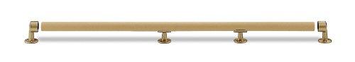 シロクマ まがりん棒[1箇所曲り] ライトオーク/AG BR-300 (手すり) B009VDO0Q2 ライトオーク/AG ライトオーク/AG