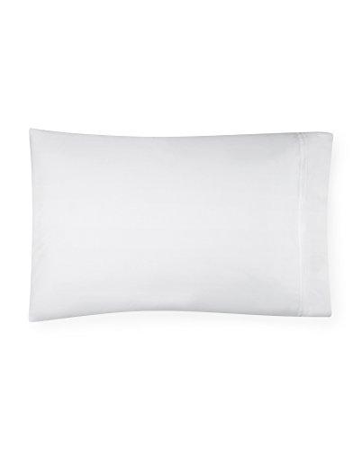 Sferra Grande Hotel Pillowcases - Standard (Pair) - White/White