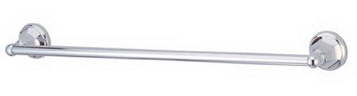 outlet Kingston Brass BA4812C Metropolitan 18-Inch Towel Bar, Polished Chrome