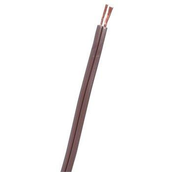 RadioShack 100-Ft. 18-Gauge Brown 2-Conductor Speaker Wire (Brown Speaker Wire compare prices)