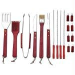 20pc Barbeque Tool Set