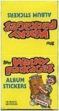 RARE 1986 Topps Wacky Packages Stickers Unopened Pack for sale  Delivered anywhere in USA