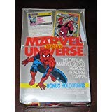 12 Box Factory Sealed Case - 1991 Marvel Universe II Trading Card Box of 36 Packs NM/M Factory Sealed