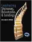 Constructing Staircases, Balustrades and Landings, William Spence, 0806981016