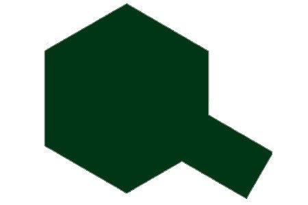 Green Racing Car (Tamiya Polycarbonate PS-22 Racing Green Spray Paint)