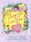Things You Can Give, Benecia Aronwald and Jill Weber, 0679882871