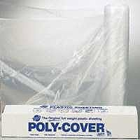 POLYFILM 6MIL 14FT 100FT CLR LBM Poly Clear Plastic 6X14-C 073257051729 by Mintcraft