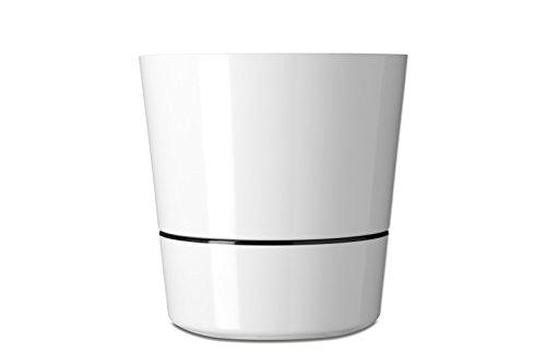 Rosti Mepal Hydro Kräutertopf, Groß, Weiß