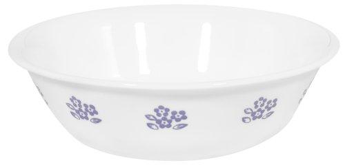 UPC 071160307940, Corelle Livingware 18-Ounce Soup/Cereal Bowl, Forget Me Not