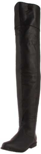 Pleaser Women's Raven-8826/B/LE Boot,Black,8 M US by Pleaser
