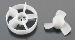 GREAT PLANES Hyperflow 30mm Ducted Fan Parts Set (30 Mm Ducted Fan)
