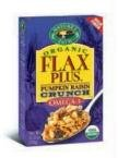 Nature's Path Organic Flax Plus Pumpkin Raisin Crunch -- 12.35 oz
