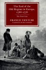 img - for The End of the Old Regime in Europe, 1768-1776: The First Crisis book / textbook / text book