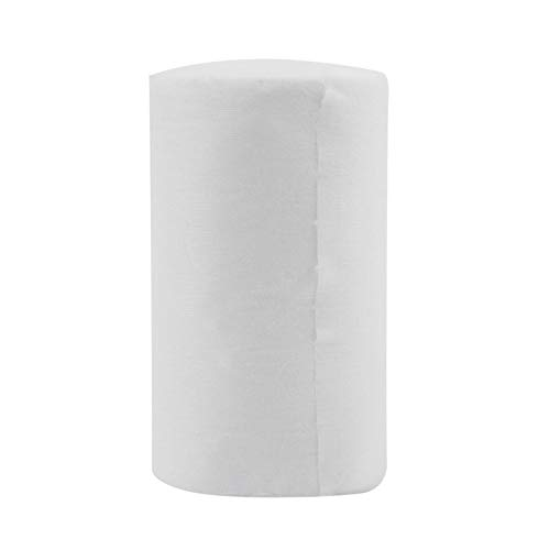 Disposable Insert Pads (100PCS/Roll Disposable Baby Diaper Liners,Bamboo Unscented Biodegradable Nappy Liners)