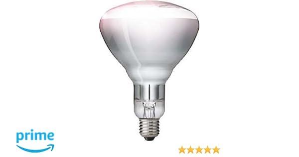 Philips Lámpara - Calefactor por infrarrojos IR 250 CH EAN: 8711500575234: Amazon.es: Electrónica