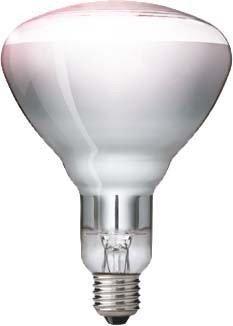 Philips Lá mpara –  Calefactor por infrarrojos IR 250 CH EAN: 8711500575234 Philips Lampen 57523425