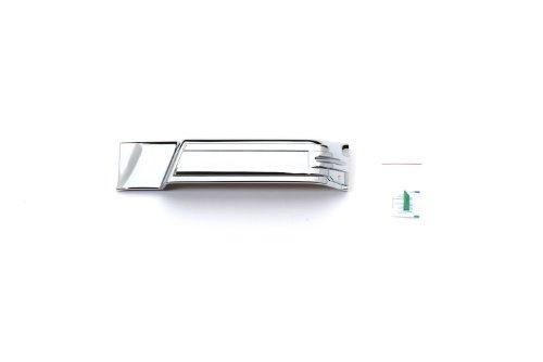 Putco 403634 Chrome Rear License Frame for Select Toyota Models
