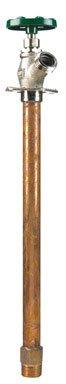 Brass Plumbing Pipe - ARROWHEAD BRASS & PLUMBING 455-12LF SILLCOCK, 1/2 Or 3/4