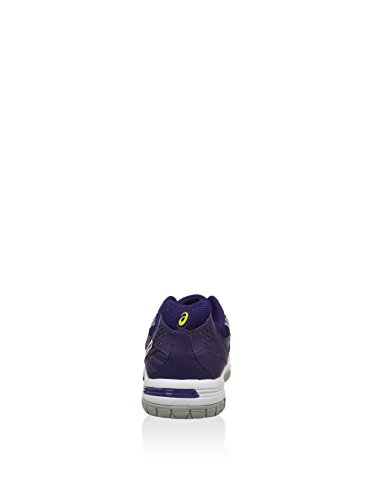 Asics Zapatillas de Tenis Gel-Game 4 Blanco / Morado / Morado EU 42 (US 10)