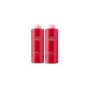 Wella Professionals Brilliance Fine to Normal Colored Hair Shampoo & Conditioner duo