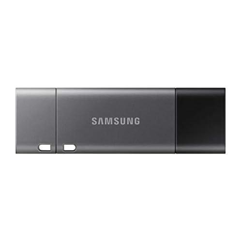 chollos oferta descuentos barato Samsung USB Duo Plus 256GB USB Tipo C y 3 1