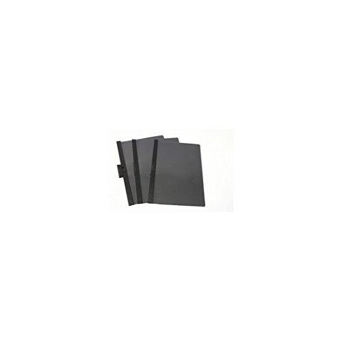 Q CONNECT QUICKCLIP FILE 6MM PK25 BLACK by Q-Connect