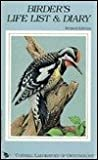img - for Birder's Life List and Diary by Cornell Laboratory of Ornithology (1991-08-01) book / textbook / text book