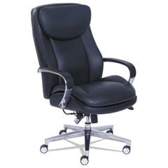 LZB48957 - Commercial 2000 High-Back Executive Chair with Dynamic Lumbar Support - La Z-boy High Back Chair