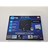 HDTV DIGITAL INDOOR ANTENNA with AMPLIFIER