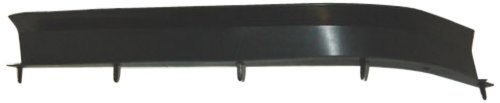 Multiple Manufacturers Partslink Number FO1089112 OE Replacement Ford Front Passenger Side Bumper Filler