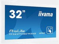 Iiyama 32in 1920x1080 8ms 16:9 Tf3237msc-w3ag 3k:1 vga dvi hdmi by Iiyama