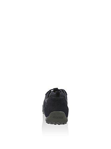 Geox U Snake Y, Men's Sneakers Blue (Navy)