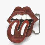The Rolling Stones Belt Buckle