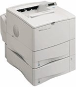 HP LaserJet 4100TN Network Printer with Extra