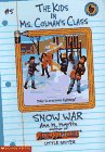 Snow War, Ann M. Martin, 0590692011