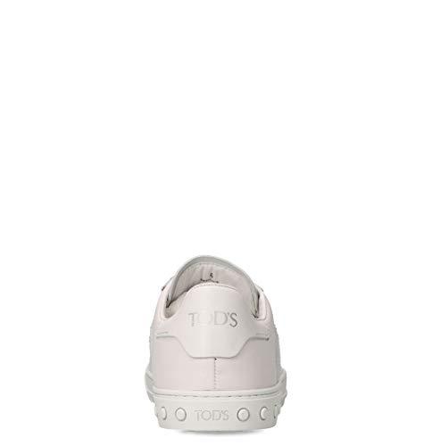 Xxm0xy0r0907wrb003 Pelle Uomo Bianco Sneakers Tod's wxqE0paZ