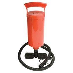 BSN Sports Two Way Hand Pump, 14-Feet