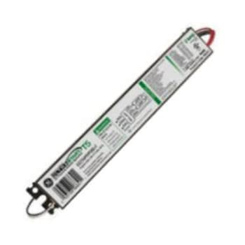 GE GE254MVPS-A UltraStart? T5 Watt-Miser 2-Lamp 54W T5HO Ballast ...